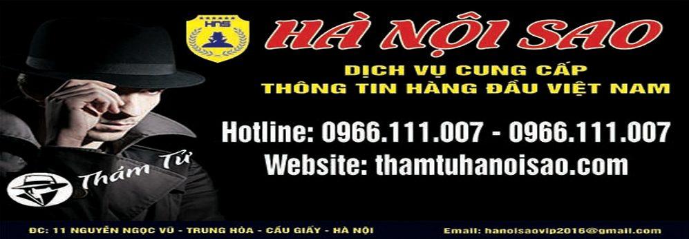 Công ty thám tử Hà Nội Sao